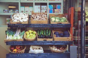 business, food, fresh vegetables